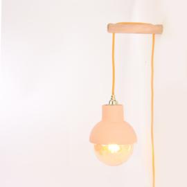 Wall light   Orange