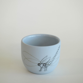 Cup Insect | Blue | S