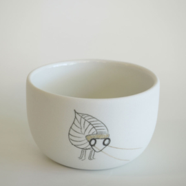 Cup Insect | White | L