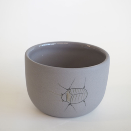 Cup Insect | Dark grey  | M