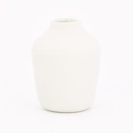 Mini vase - White