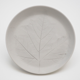 Plant stamp plate | M | Grey