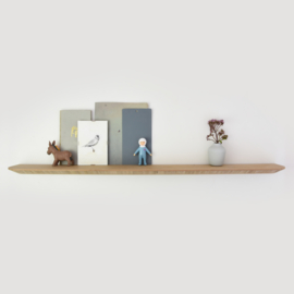 Wall shelf - Bamboo - 90 cm
