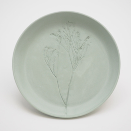Plant stamp plate | M | Green