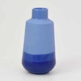 Dip vase   M    Cobalt 094