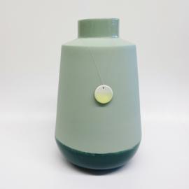 Dip vase | Super big | Green | 062