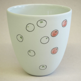 Cup food | Large | Mint | Tomato