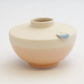 Dip vase | Wide | Nude | 067