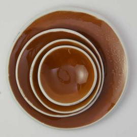 Colour plate  - Brown 032