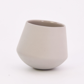 Cup Round | Large | Grey