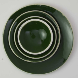 Colour plate  - Green 091