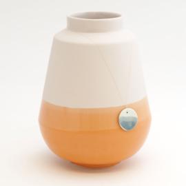 Dip vase | Big | Pink | 054