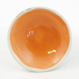 Colour plate - XS - Orange 054