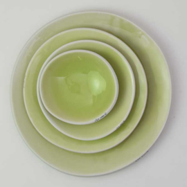 Colour plate  - Green 031