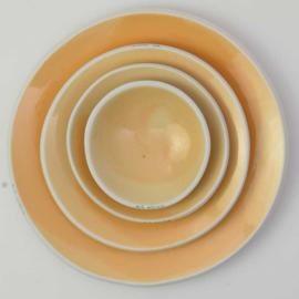 Colour plate  - Orange 217