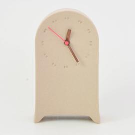 Clock   Desk   Sand (pink)