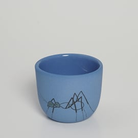 Cup Insect | Cobalt | S