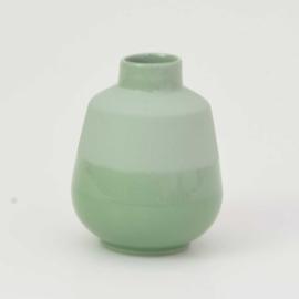 Dip vase | S |  Green 071