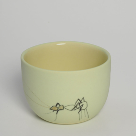 Cup Insect | Yellow | M