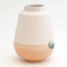 Dip vase | Big | Pink | 067