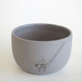 Cup Insect | Dark grey  | L