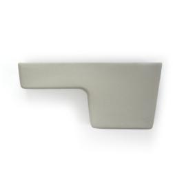 Wall storage | Planter | S | Dark grey
