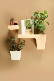 Wall storage   Planter   M   Orange