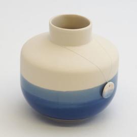 Dip vase | Round  | Nude | 094