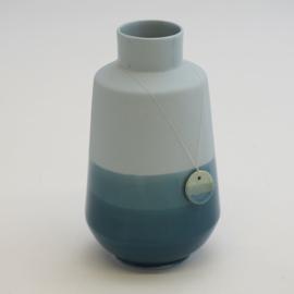 Dip vase | Fine | Blue | 065