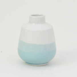 Dip vase   S    White 057