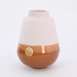 Dip vase   L    Pink 032