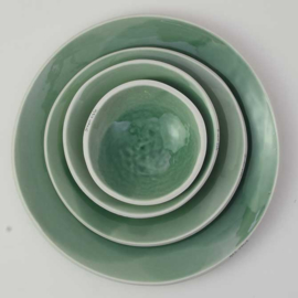 Colour plate  - Green 236