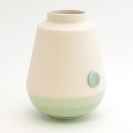 Dip vase | Big | Nude | 071