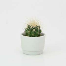 Mini flowerpot - XXS - White