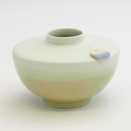 Dip vase | Wide | Mint | 031