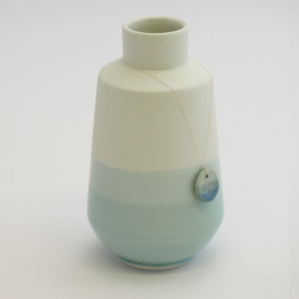 Dip vase | Fine | White | 057