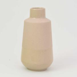 Dip vase   M    Sand
