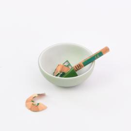Pencil tray | S | Green