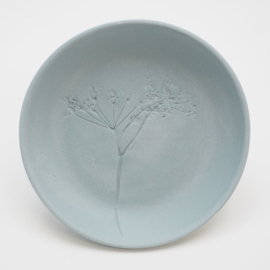 Plant stamp plate | S | Ocean