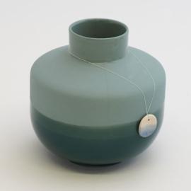 Dip vase | Round  | Ocean | 062