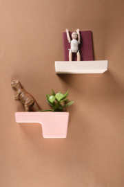 Wall storage | Planter | M | Red