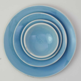Colour plate  - Blue 023