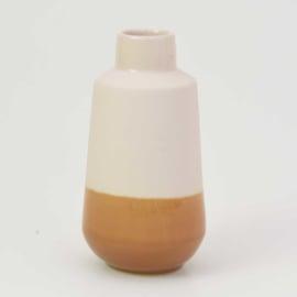 Dip vase   M    Pink 032
