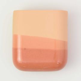 Dip wall vase | Short | Ocean 059