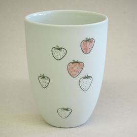 Cup food | Medium | Mint | Strawberry