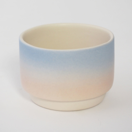 Gradient | Cup | Small | Blue pink