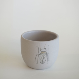 Cup Insect | Grey | S