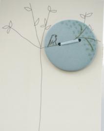 Button | Bird | Ocean