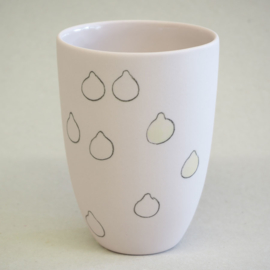 Cup food | Medium | Pink | Lemon