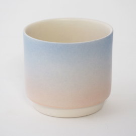 Gradient | Cup | Large | Blue pink